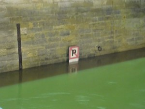Paris Seine Flooding Travel Fail