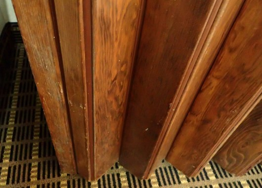 Neglected Closet Door Travel Fail