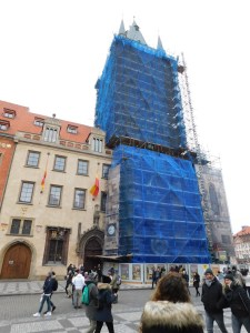 Astronomical Clock Travel Fail