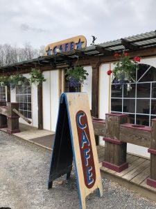 Cayuga Lake - Americana Cafe