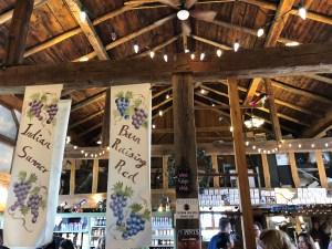 Cayuga Lake - Americana Winery