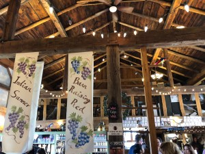 Cayuga Lake - Americana Winery