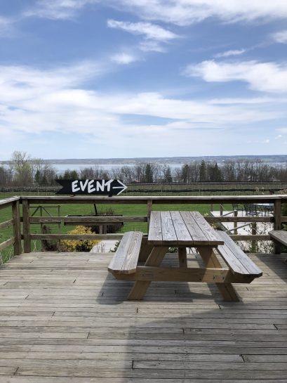 Cayuga Lake - Buttonwood View