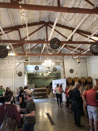 Cayuga Lake - Knapp Winery