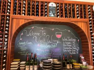 Cayuga Lake - Varick Winery