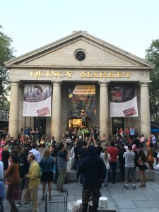 Boston - Quincy Market