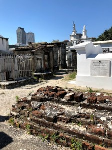 New Orleans - St Louis Cemetery Graves
