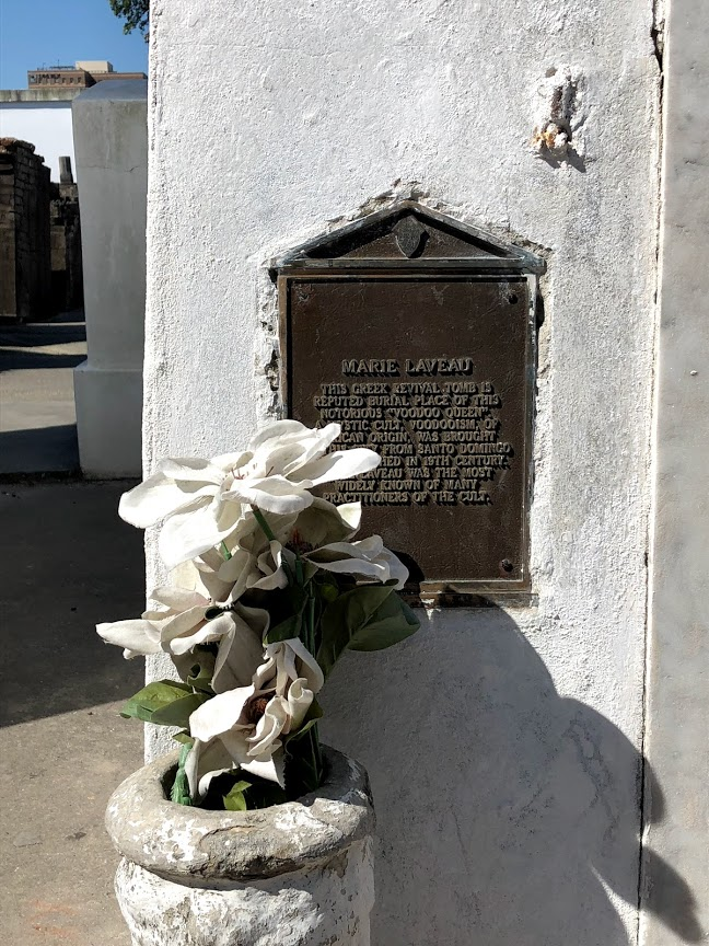 New Orleans - St Louis Cemetery Marie Laveau