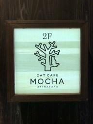 Japan - Akihabara Cat Cafe Mocha