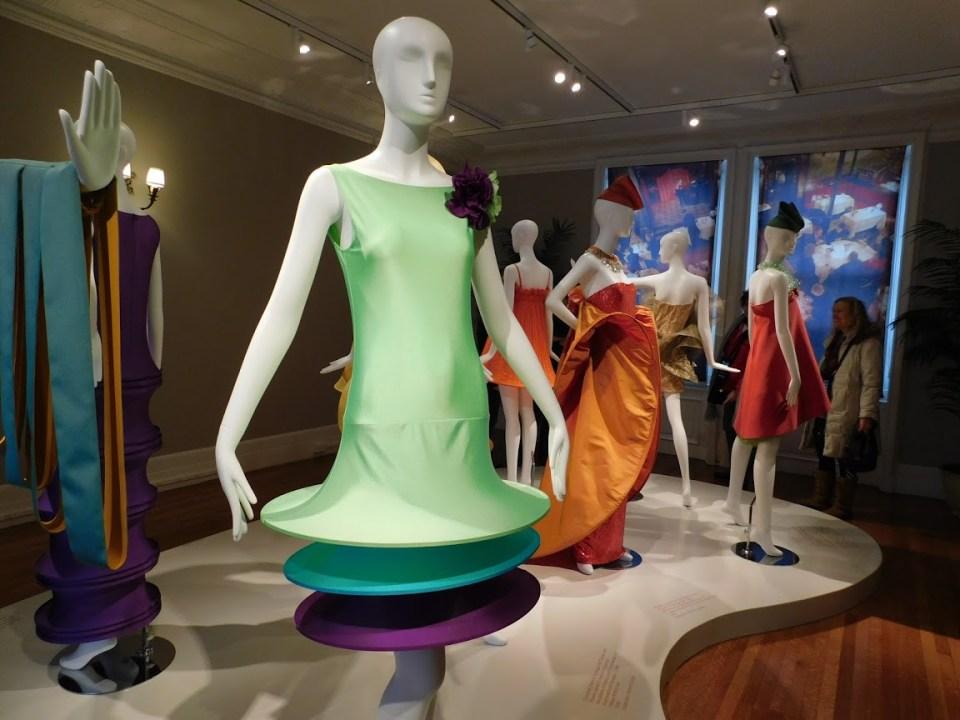 Rosecliff Fashion Show 1