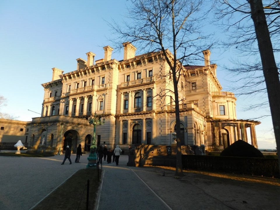 Newport Mansion - The Breakers