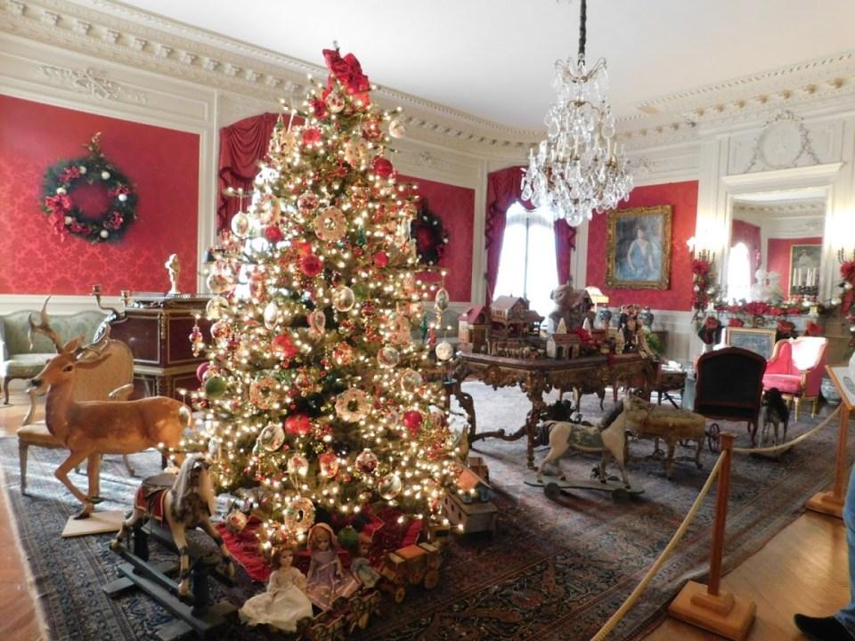 The Elms Christmas Tree