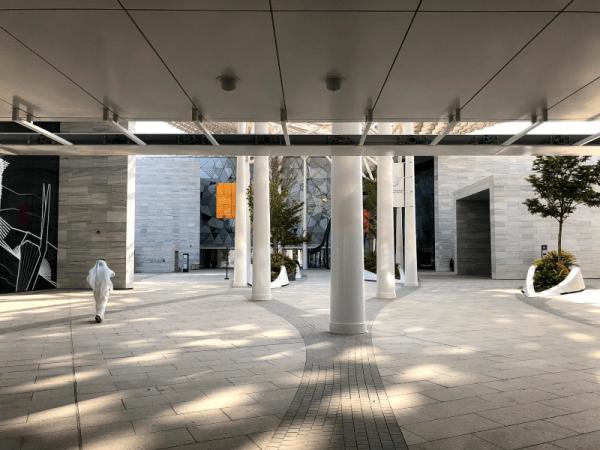 Sheikh Abdullah Al Salem Cultural Centre in Kuwait