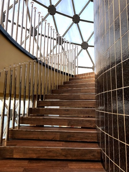 Kuwait Towers Staircase