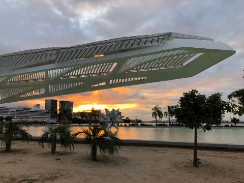 Brazil - Museum of Tomorrow in Rio