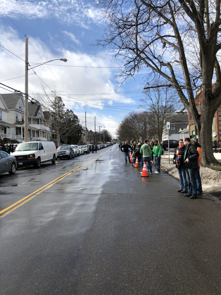 Green Beer Sunday - Parade Route