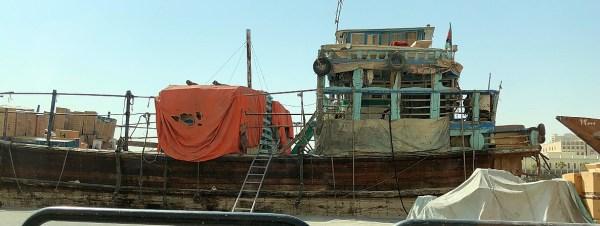 Abra Boat Dubai