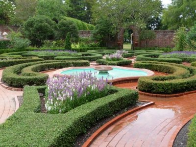 New Bern Tryon Palace Gardens