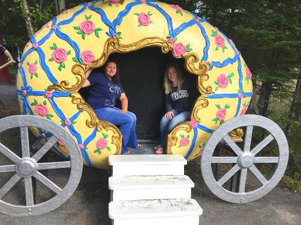 Enchanted Forest Carriage