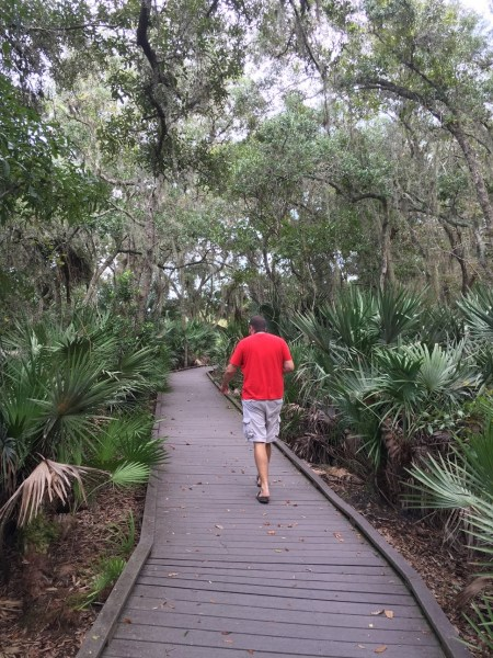 Merritt Island Boardwalk - Florida's Northeastern Coast
