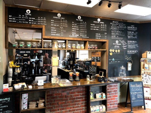 Salt City Coffee Menu