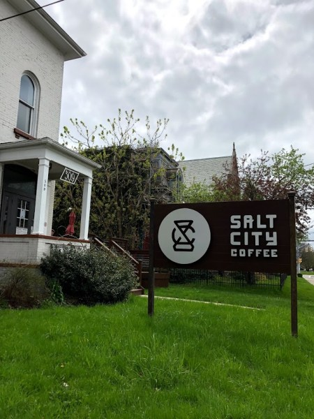 Salt City Coffee Shop Syracuse