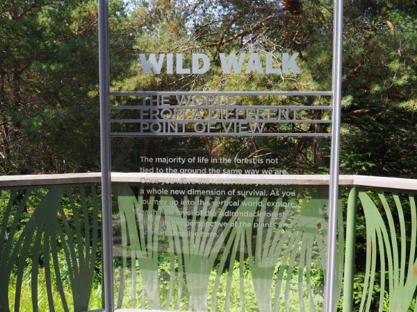 The Wild Center Wild Walk
