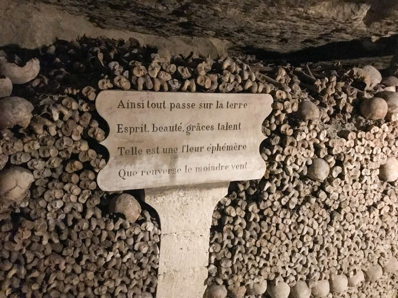 Catacombs Poem 3