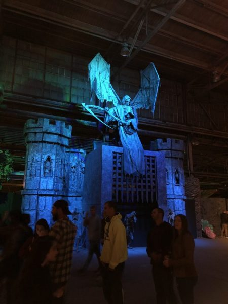 Syracuse Fright Nights Demon