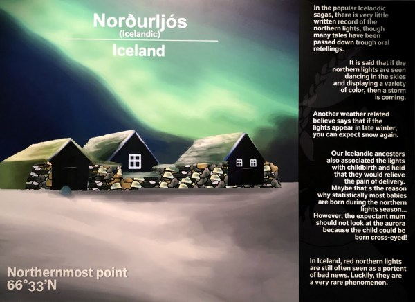 Aurora Reykjavik Icelandic Legends