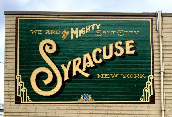 Mighty Syracuse