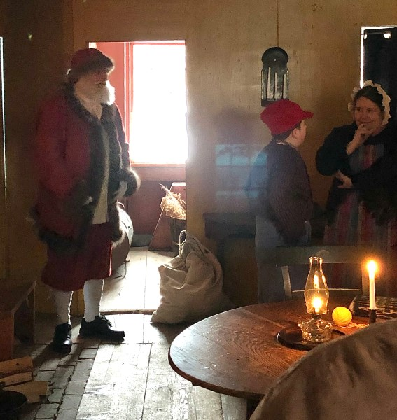 Genesee Country Village Dutch Christmas