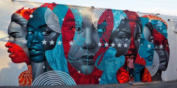 Women Mural Wynwood