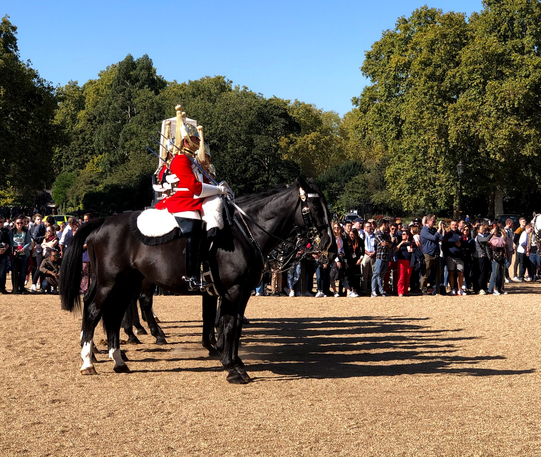 Horse Guards Parade Ceremony 1