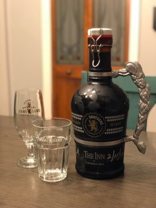 Ommegang Brewery Growler & Glasses