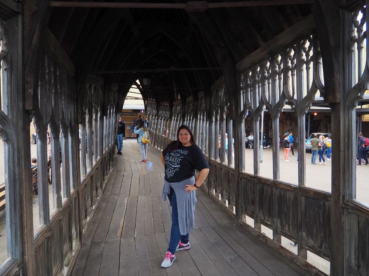 Harry Potter Studio Tour - Bridge