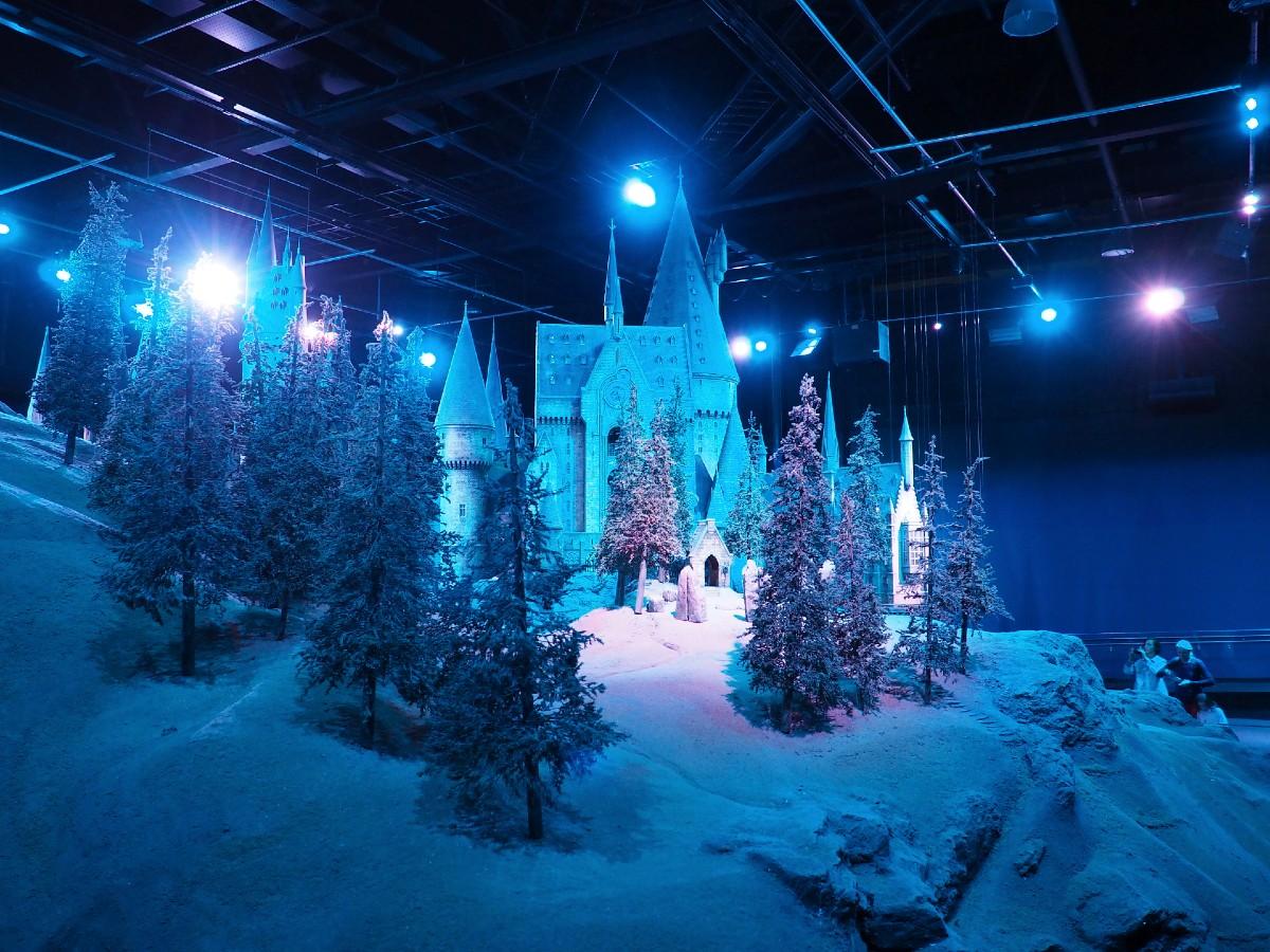 Harry Potter Studio Tour - Castle 1