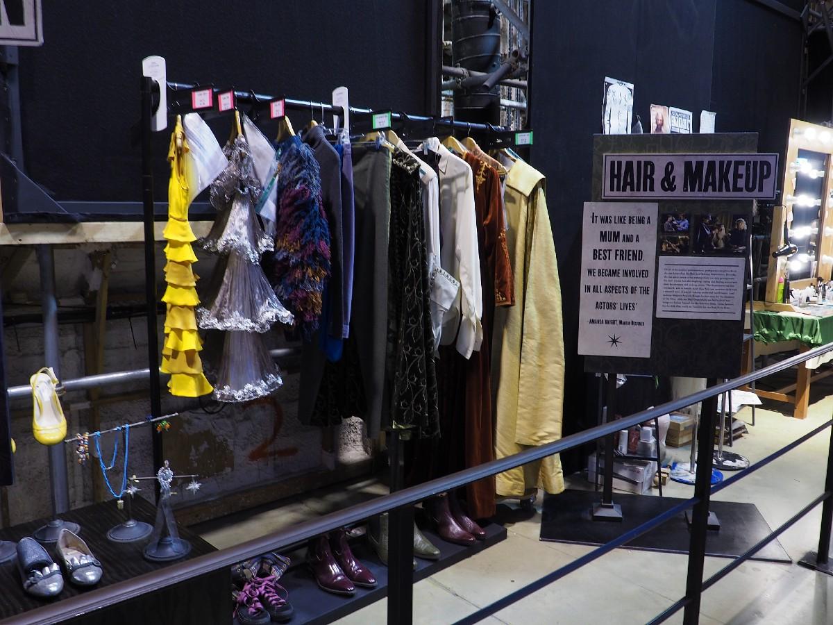 Harry Potter Studio Tour Costumes