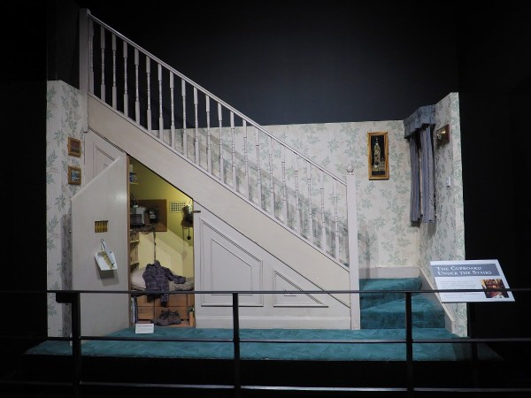 Harry Potter Studio Tour - Cupboard