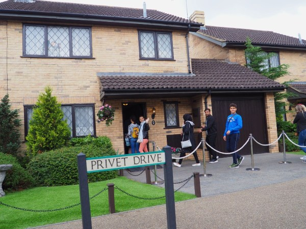 Harry Potter Studio Tour - Dursley House