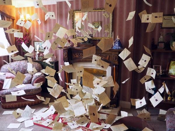 Harry Potter Studio Tour - Dursley Living Room