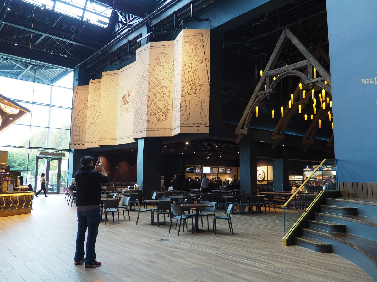 Harry Potter Studio Tour - Great Hall