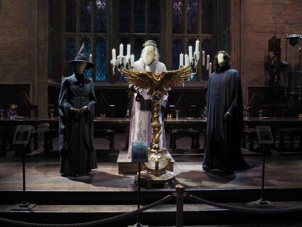 Harry Potter Studio Tour - Professors