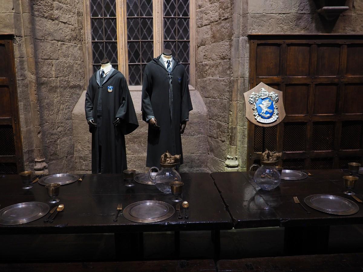 Harry Potter Studio Tour - Ravenclaw