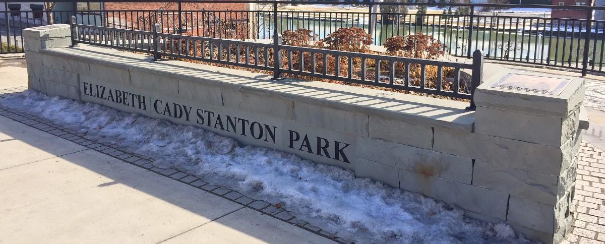 Elizabeth Cady Stanton Park