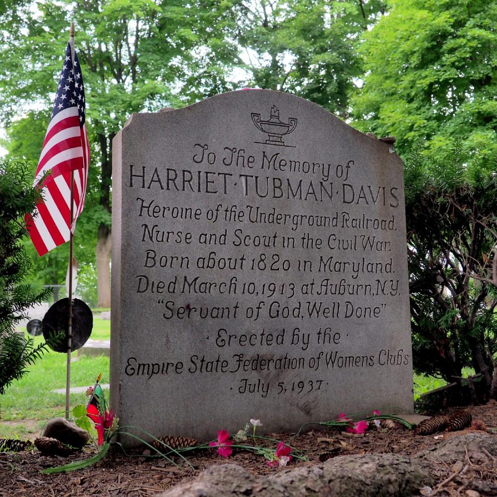 Harriet Tubman Grave