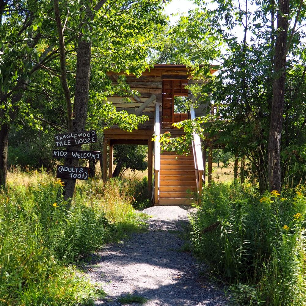 Tanglewood Treehouse