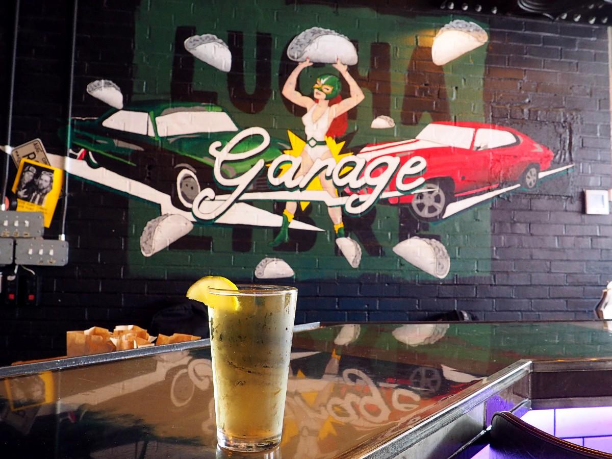 Garage Taco Beer
