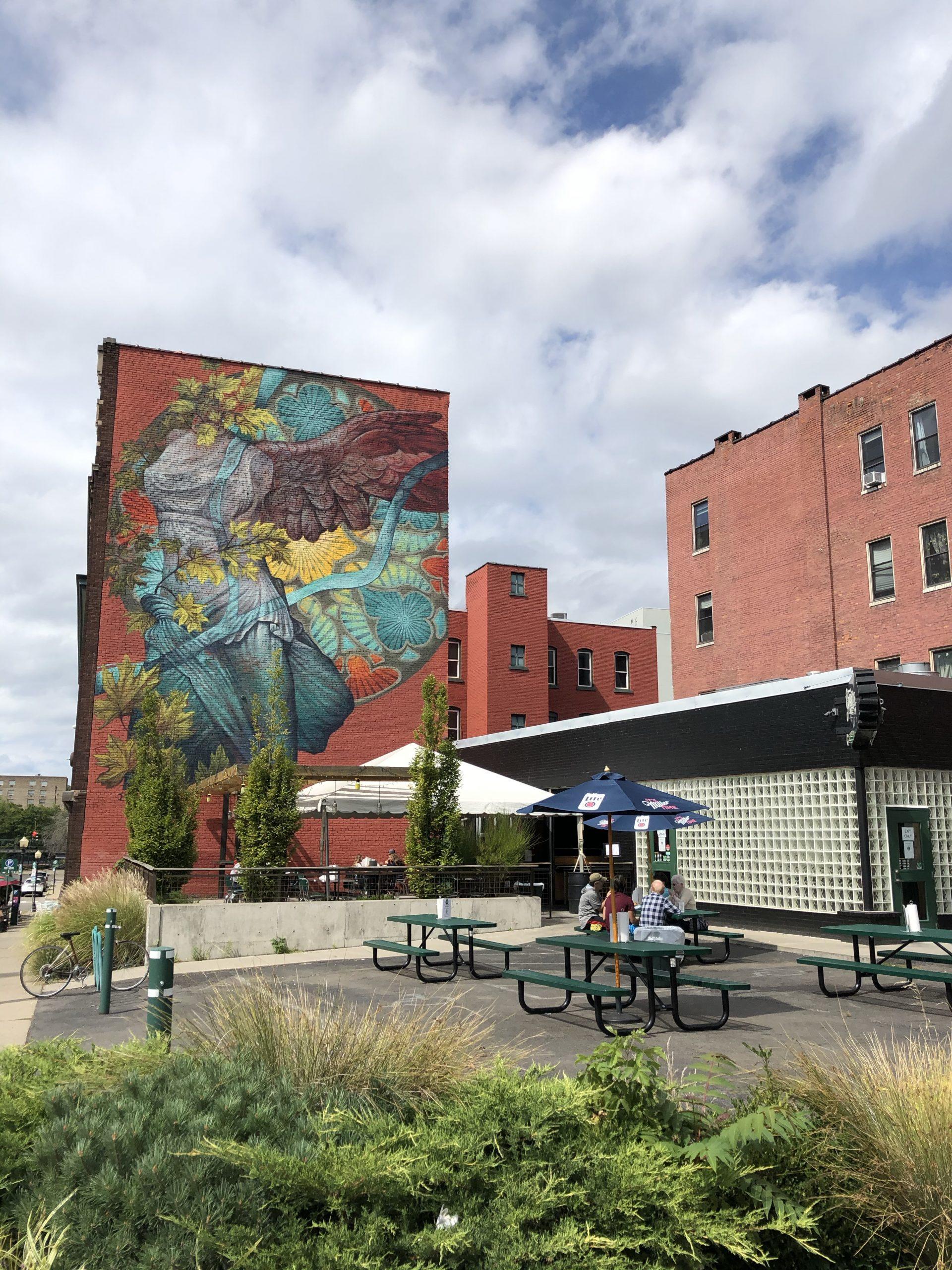 Binghamton Mural