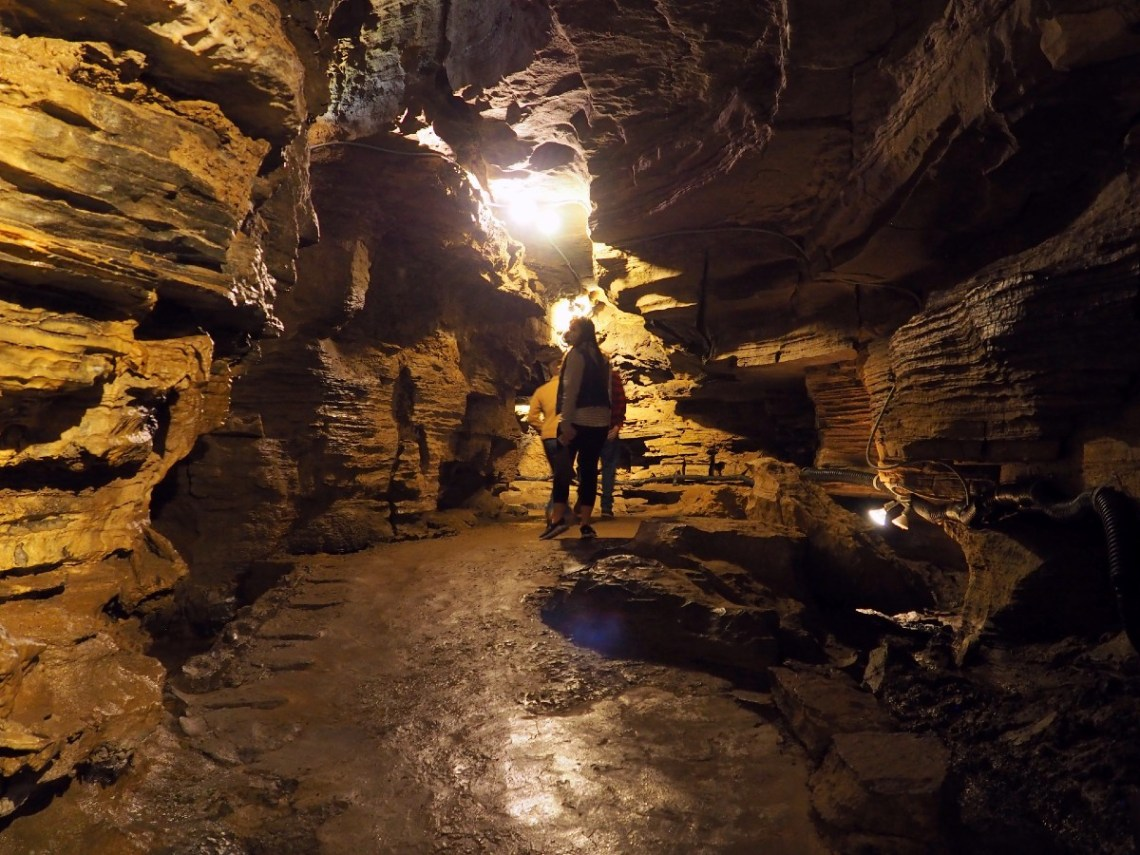 Exploring the Caves in New York